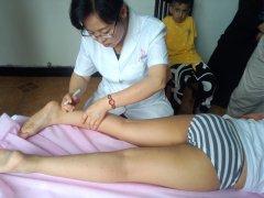 无痛精针刀疗法治疗小儿脑瘫